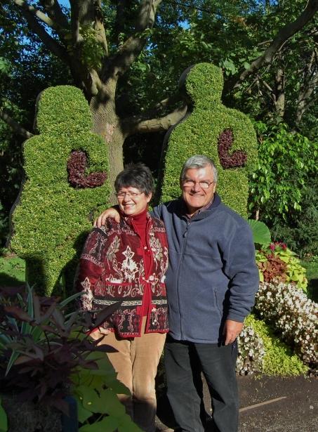 Donald & Lorraine Gingras - missionaries in Quebec