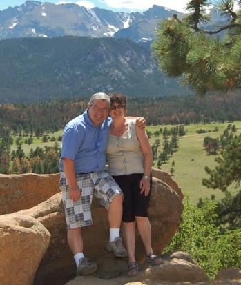 015 - Donald & Lorraine Gingras - missionaries in Quebec